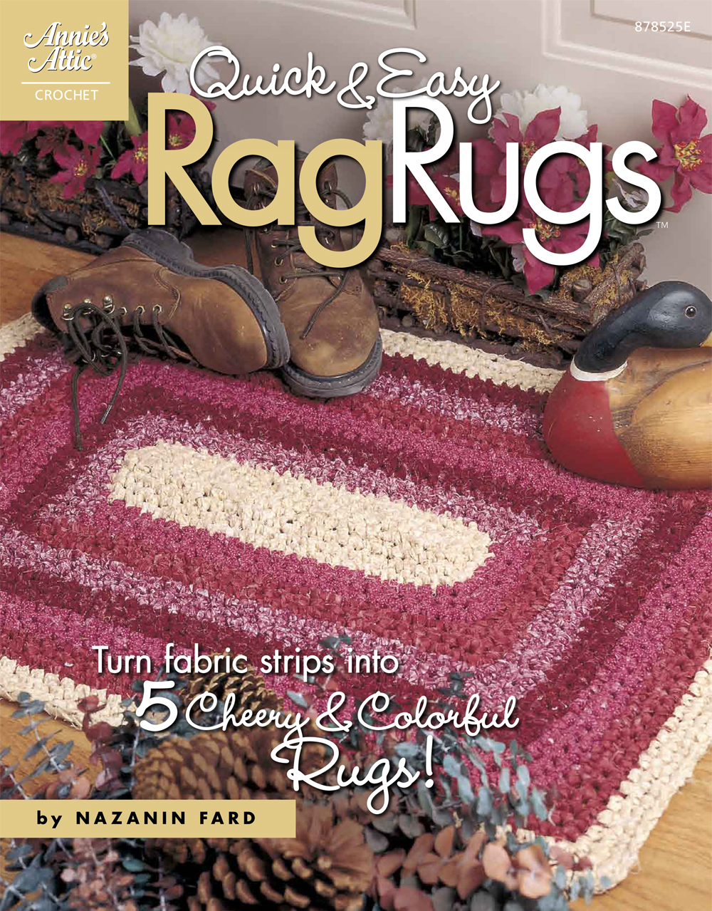 Crochet Rag Rug Patterns