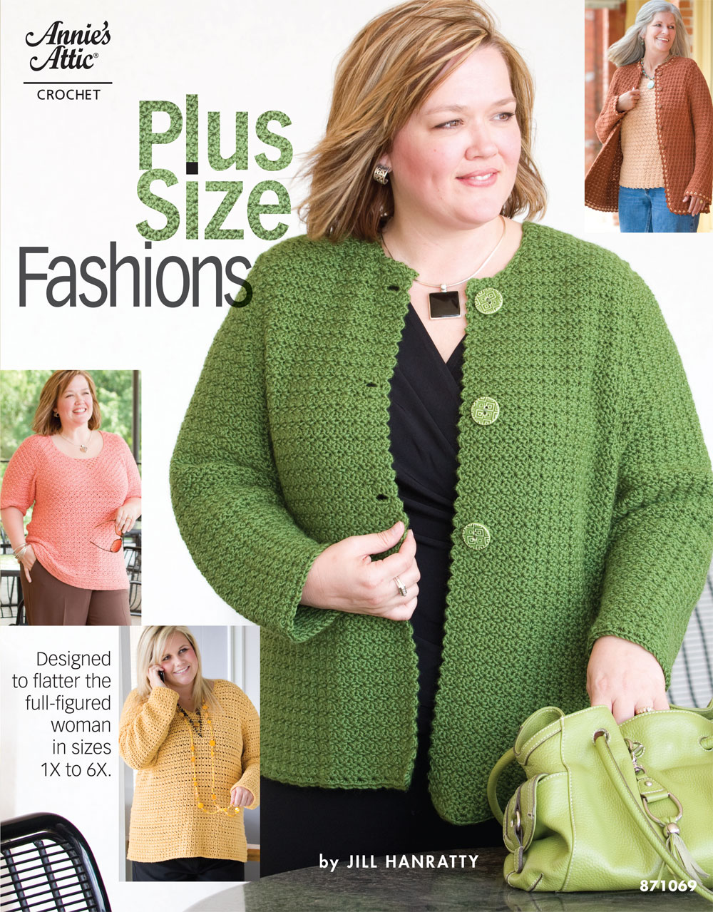 Free Crochet Patterns For Plus Size : DRG - DRG News Releases